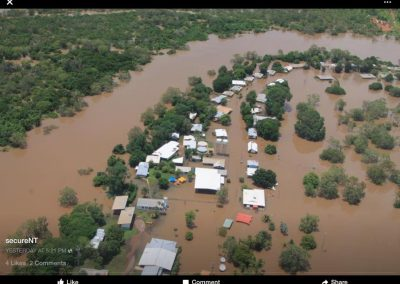 Daly River Aerial