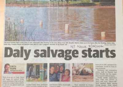NT News Clipping